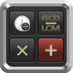 Calculator -- time, gcd, lcm FOR PC
