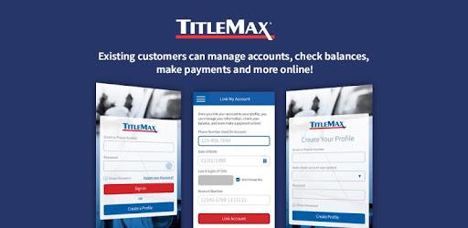 TitleMax pc screenshot