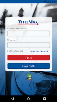 TitleMax APK screenshot 1
