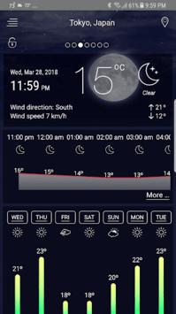 Weather Live pc screenshot 1