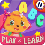 Super School: Educational Kids Games & Rhymes FOR PC