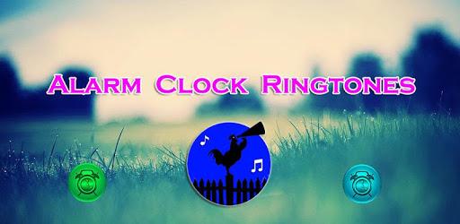 Alarm clock ringtones pc screenshot