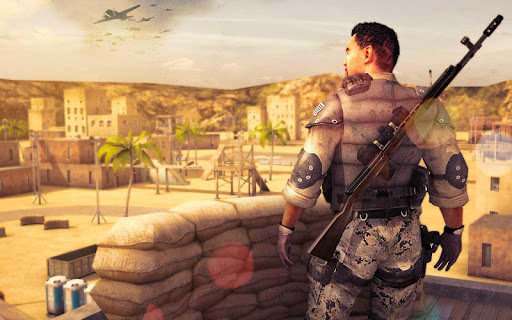 American Sniper Shooter APK screenshot 1