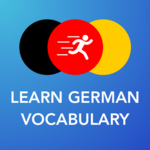 Learn German Words,Verbs,Articles with Flashcards icon