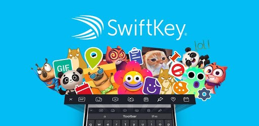 swift keyboard + emoji pro apk
