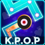 KPOP Dancing Line: Magic Dance Line Tiles Game icon
