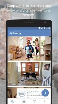 TP-LINK tpCamera APK screenshot 1