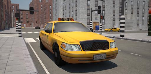 3D Taxi Driver Simulator pc screenshot