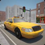 3D Taxi Driver Simulator for pc icon