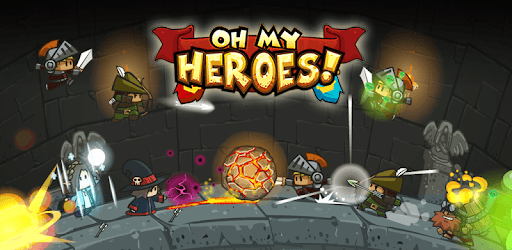 Oh My Heroes! pc screenshot