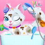 Pet Vet Care Wash Feed Animals - Animal Doctor Fun icon