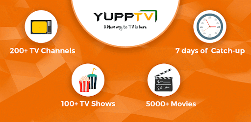 YuppTV - LiveTV Movies Shows pc screenshot