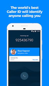 Truecaller: Caller ID, spam blocking & call record APK screenshot 1