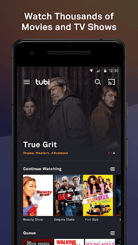 Tubi - Free Movies & TV Shows APK screenshot 1