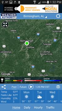 3340 Weather pc screenshot 1