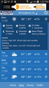 3340 Weather pc screenshot 2