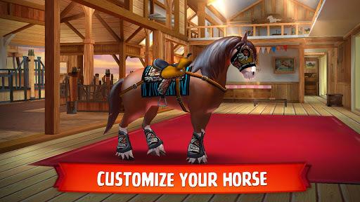 Horse Haven World Adventures APK screenshot 1