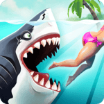 Hungry Shark World icon