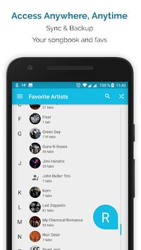 Ukulele Tabs & Chords APK screenshot 1