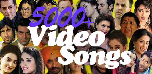 Indian Songs - Indian Video Songs - 5000+ Songs pc screenshot