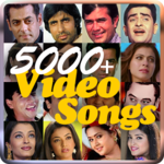 Indian Songs - Indian Video Songs - 5000+ Songs icon
