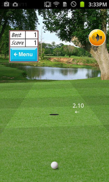 ♪ PutterGolf ♪ APK screenshot 1