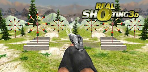 Real Shooting 3D pc screenshot
