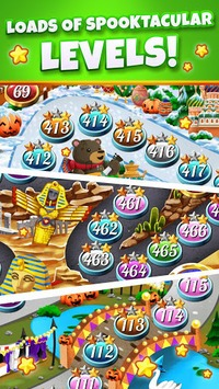 Witch Puzzle - Match 3 Games & Matching Puzzles APK screenshot 1