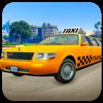 Urban Limo Taxi Simulator icon
