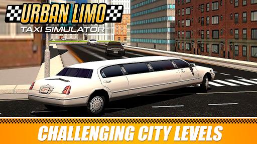 Urban Limo Taxi Simulator APK screenshot 1