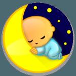 Baby Sleep: White noise lullabies for newborns icon