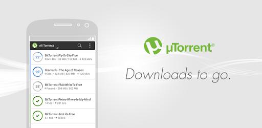 µTorrent®- Torrent Downloader pc screenshot