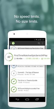 µTorrent®- Torrent Downloader APK screenshot 1