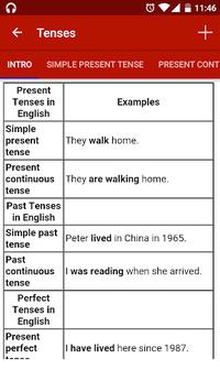 English Grammar Master APK screenshot 1