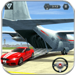 Airplane Pilot Car Transporter for pc icon