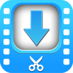 Video Downloader & Video Editor icon