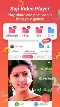 Sup Video - Status, Whatsapp Status, Funny Videos APK screenshot 1