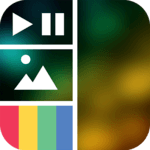 Vidstitch Free - Video Collage for pc icon