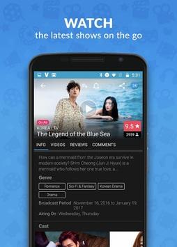 Viki: Korean Drama, Movies & Asian TV APK screenshot 1