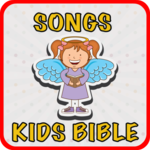 Bible songs for kids offline icon