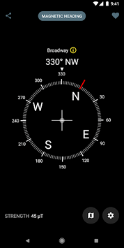 Digital Compass APK screenshot 1