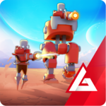 Space Pioneer: Alien Shooter, Action War Game icon