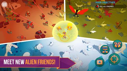 Space Pioneer: Alien Shooter, Action War Game APK screenshot 1