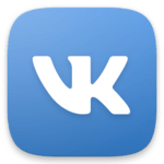 VK for pc icon