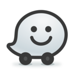 Waze - GPS, Maps, Traffic Alerts & Live Navigation for pc icon