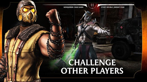 MORTAL KOMBAT X pc screenshot 2
