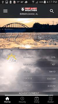 WBRC First Alert Weather pc screenshot 1
