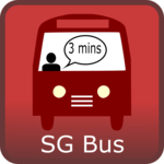 SG Bus Arrival Time icon