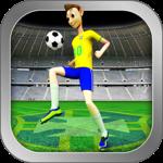 Brazil Football Juggler FOR PC