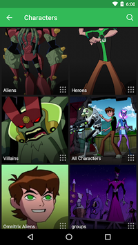FANDOM for: Ben 10 APK screenshot 1